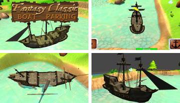 Fantezi Klasik Tekne Otopark