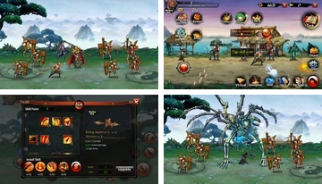 Monkey king – Demon battle