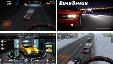 Straße Smash