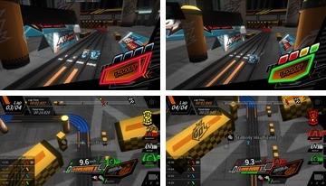 APEX Racer - מרוצי מכוניות משבצות