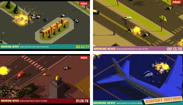 Pako - Automobilių Chase simuliatorius