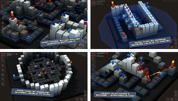 Cubemen - kubinis strategija