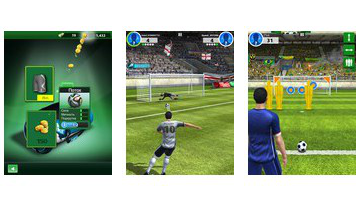 Fotbal Strike - Fotbal multiplayer