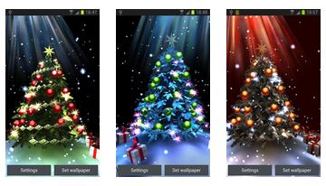 Kalėdų eglutė 3D