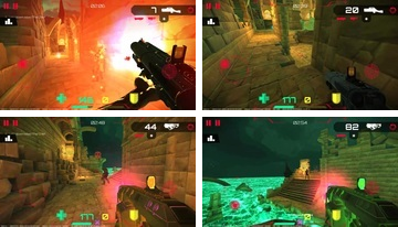 """Hellfire"" - ""Multiplayer Arena FPS"" -"