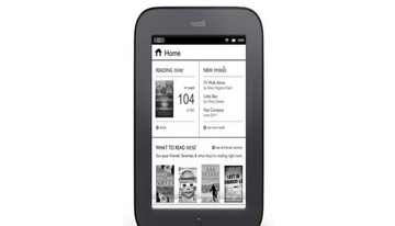 6-palcový eReader All-New NOOK