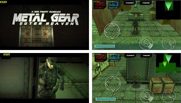 Metal Gear exterior Heaven