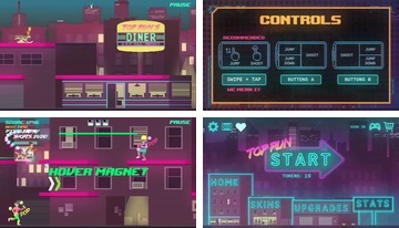 Toploop: Retro Pixel Adventure