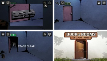 Doors&Rooms : Escape King