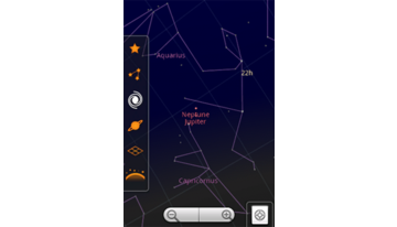 Google Sky Map android