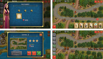 Defensa de Roman Britain TD: Tower Defense juego