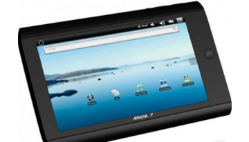 Archos商品は、99ドルのAndroidタブレットを発表