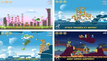 Angry Birds Sezona: Arctic Eggspedition