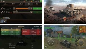 Tanques de batalla: Leyendas de la Segunda Guerra Mundial