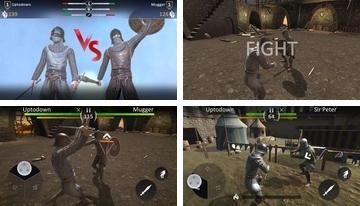 """""""Knights Fight 2"""": Garbė ir šlovė"""