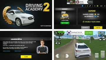Driving Academy 2: Drive & Park Cars Test Simulator