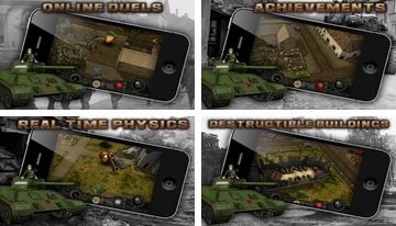 Bruņu Combat Best Tank Game