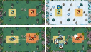 Like King: PvP Strategy