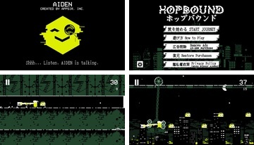 """HopBound"""