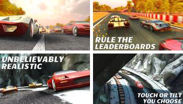 Necessidade real de corrida Speed Car