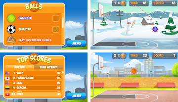 Basketball: Gratis Throw