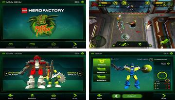 LEGO ® HeroFactory smegenų priepuolis