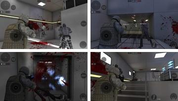 Zombie-Kampfsimulator