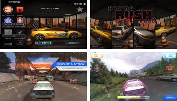 Corsa Rush 3D: Strada di Morte