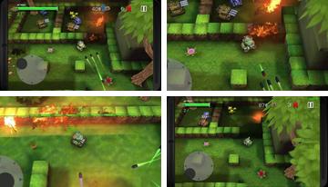 Bloquer Tank Wars 2