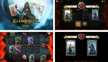 Elemancer - Legend of Cards: Collectible Kortspill