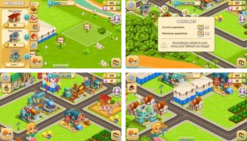 Cartoon City 2: De la granja a la ciudad