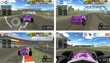 Car Racing Game: Real Formula Racing