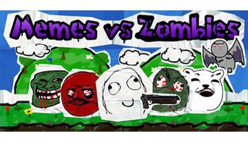 Memes vs Zombies