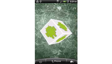 Kuva Cube Lite Live Wallpaper