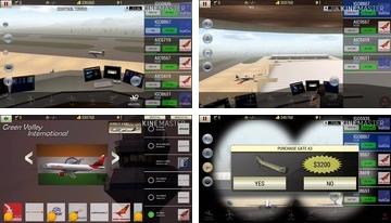 Bezkonkurenčná kontrola letovej prevádzky
