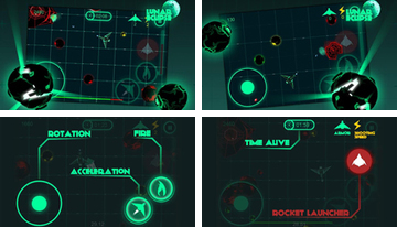 Ay Tutulması - Asteroid oyunu
