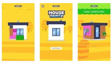 Māja krāsa
