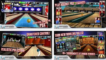 PBA ® Bowling Desafio