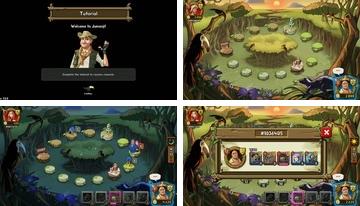 JUMANJI:モバイルゲーム