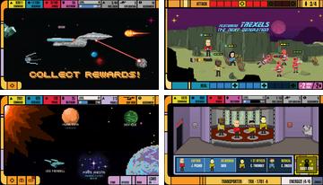 Star Trek ™ Trexels