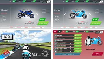MotoGP yarışı Şampiyonası Görev