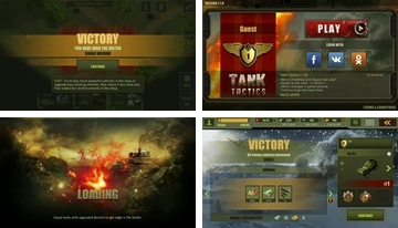 World of Armored Heroes: WW2 Tank Strategi Warfare