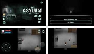 Het asiel: Gesloten ward