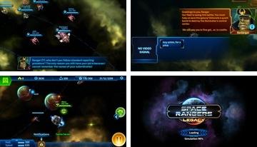 SPACE RANGERS LEGACY