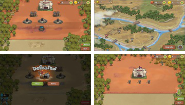 Kingdom Reborn - Art de la Guerre
