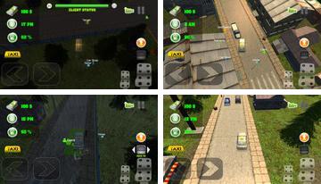 Gran Taxi 3D Conductor
