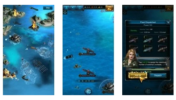 Sea Battle for Survival - Comandante de la flota