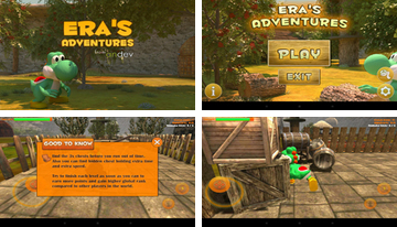 Dell'epoca Adventures 3D
