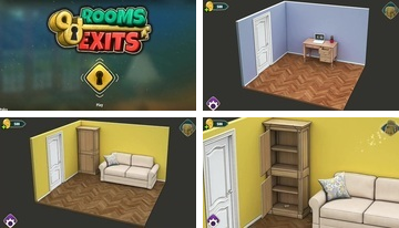 Rooms & Exits