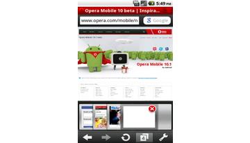 오페라 모바일